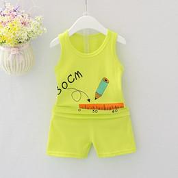 Body Tutu Australia - 2018 new baby girls and boys clothes quality cotton kids bodysuit summer sleeveless children clothing sets cartoon body