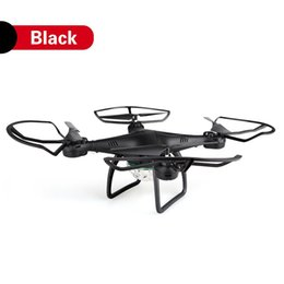 Helicopters Toys Camera Australia - X58 RC Drone Toys With Camera Axis Aircraft RC Quadcopter Drone Helicopter Model Electronic Toys For Chlidren Gift
