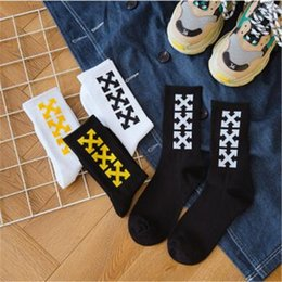 Underwear & Sleepwears Original Three-color Original Design Chinese Characters Hip-hop Street Style Personality Skateboard Socks Men And Women Couple Socks Good Taste