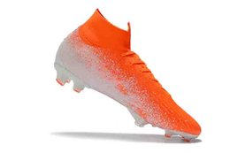 Pack Spikes Australia - 2019 Word Cup Football Boots Euphoria Pack Men Mercurial Superfly VI 360 Elite Neymar FG Soccer Shoes High Ankle CR7 outdoor Soccer Cleats