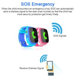 $enCountryForm.capitalKeyWord Australia - Q11 Children's Smart Watch SIM Card Touch Screen Dual Positioning One Button SOS GPS Alarm Anti Lost for IOS Android Smart Watch