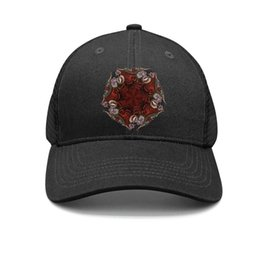 $enCountryForm.capitalKeyWord Canada - Mens Womens Grateful Dead skull Fractal Dead Snapback ball Cap Fitted All Cotton Mesh Caps Curved Adult Hats