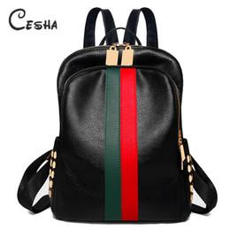 Style Backpacks Australia - Fashion Rivet Women Travel Backpack High Quality Waterproof Pu Leather Shopping Backpack Pretty Style Girl's School Backpack Y19051405