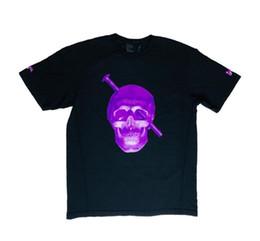 $enCountryForm.capitalKeyWord UK - Luxury fashion VLONES designer mans T-Shirts skeleton screw dissolve inkjet Dallas POP guerrilla shop TShirt street hip-hop wan woman tees