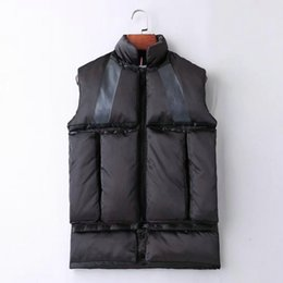 $enCountryForm.capitalKeyWord NZ - 19ss men MONC down jacket designer top quality luxury mens body warmer tops fashion man monclers Winter Coats custom made tide brand jackets