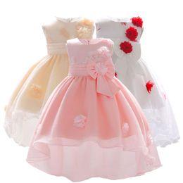 050b650c6974f Shop Baby Girls Champagne Christening Gown UK | Baby Girls Champagne ...