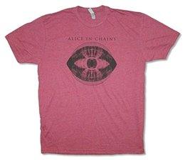 $enCountryForm.capitalKeyWord UK - Alice In Chains-Blinded-Brick Red T-shirt Men Women Unisex Fashion tshirt Free Shipping