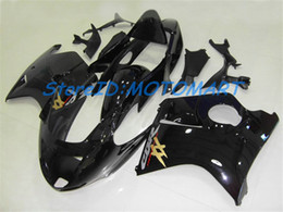 $enCountryForm.capitalKeyWord Australia - Injection Mold Fairing kit for HONDA CBR1100 XX CBR1100XX 97 00 02 CBR 1100 XX 2000 2002 BLACK Fairing HN02