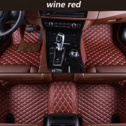Chevrolet Cars Australia - For Chevrolet Malibu XL 2016-2019 year car mat luxury surrounded by indoor waterproof leather wear-resistant environmentally friendly