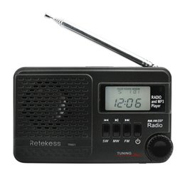 $enCountryForm.capitalKeyWord NZ - Retekess TR601 FM AM SW Radio Multiband Digital Stereo Radio Receiver w  MP3 Speakers Earphone Output Time Display Antenna