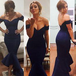 $enCountryForm.capitalKeyWord Australia - Fall 2017 Fashion Dresses V-Neck Women Dark Blue Black Rose Red Long Evening Dress With Zippers Elegant Plus Size Sexy Dresses