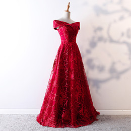 Lace Formal Dresses Cocktail Australia - 2019 Red Lace Vintage Evening Dresses Sweetheart A-line Sexy Prom Dresses Cheap Elegant Bridesmaid Formal Party Bridesmaid Gowns