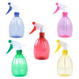 watering potted plants Canada - Wholesale Empty Plant Flower Watering Pot For Salon Plants Pet Cleanning Hairdressing Watering Pot Garden Mister Sprayer Spray Bottle