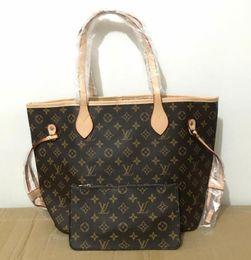 Venta al por mayor de Bolso de las mujeres de alta calidad Vintage marrón Totes bolso diseñador de las señoras del bolso bolso de hombro de alta calidad de la señora embrague retro
