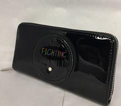 Cheap designers ladies handbags online shopping - Hot famous brand fashion single zipper cheap designer women pu leather aj wallet lady ladies long purse handbag