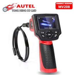 $enCountryForm.capitalKeyWord Australia - Autel Maxivideo MV208 Digital Videoscope with 8.5mm diameter imager head inspection camera MV 208 Multipurpose