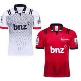 035ab4f6c32 Crusaders 2018 home away rugby Jerseys NRL National Rugby League shirt nrl  jersey New Zealand Crusader shirts s-3xl