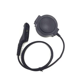Chinese  Big Round PTT J Standard for Z Tactical Bowman Headset For Motorola Two Way Radio APX6000 DP4601 XiR P8268 8260 DP3401 manufacturers