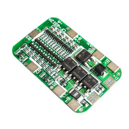 lithium module NZ - Freeshipping 10PCS LOT 6S 15A 24V PCB BMS Protection Board For 6 Pack 18650 Li-ion Lithium Battery Cell Module