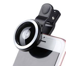 China 235 Degree Super Fisheye Lens Mobile Phone Camera Lenses For iPhone 7 7P 8 iPad Huawei Lens HD Wide Angle Clip-on Fish Eye suppliers