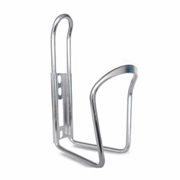 cage folding UK - 5 Colors Aluminum Alloy Mountain Road Folding Bike Bicycle Cycling Drink Water Bottle Holder Rack Cages Bike Accessories #80962