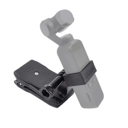 Chinese  New Multi-function universal clamp Adapter For DJI Osmo Pocket 3-axis stabilized handheld MiNi camera Handle Gimbal manufacturers