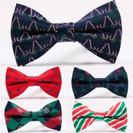 Fashion Bowties Australia - JEMYGINS Brand New Bow Ties for Men Christmas Tree Bowties For Mens Wedding Cravat Fashion Casual Bowknot Bowties Men Gifts D19011004