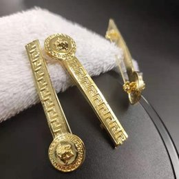 offers clothing Canada - New Men Women Brooches Fashion Gold Brooch Pin Clothes Buckle Diamond Jewelry Pin Brooches Special Offer