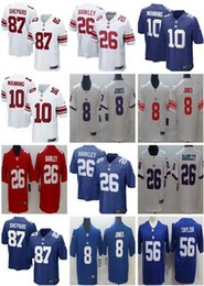 $enCountryForm.capitalKeyWord Australia -  8 Daniel Jones 26 Saquon Barkley Jersey Mens 10 Eli Manning 87 Shepard 56 Lawrence Taylor Football Jerseys men women youth k