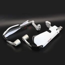$enCountryForm.capitalKeyWord Australia - White Handlebar Handguards Hand Guard For BMW R1200R R1200 R 2007-2014 Motorcycle Accessories Handle Bar Protector