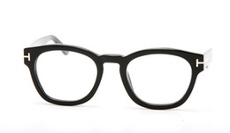 $enCountryForm.capitalKeyWord Australia - NEWEST designTF0590 eyewear frame muti-shape pure-plank big frame 51-21-145 unisex prescription glasses full-set case OEM outlet