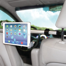 headrest mount for tablet Australia - Car Buddy Shared Universal Headrest Tablet Mount For 7-10inch Devices for iPad Galaxy Note Fire Nook YAN88