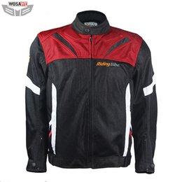 $enCountryForm.capitalKeyWord Australia - Motorcycle Jacket Men's Oxford anti-UV Mesh moto wear protection Gear Motorbike windproof clothing equipment motocross Jacket