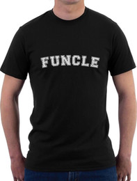 e6fd0a0b52a4 Uncle Shirt NZ - Funcle Fun Uncle Funny Gift for Uncle T-Shirt  Noveltyhoodie hip