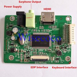 1c5cfe6206e for Raspberry PI 3 HDMI EDP LCD Controller Driver Board Module 1920x1080 EDP  Signal 2 Lanes 30 Pins LCD Display Panel