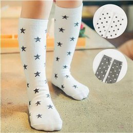 $enCountryForm.capitalKeyWord UK - Newborn 0-6 Years Kids Girl Boy Socks Animal Pattern Toddler Cotton Baby Children Socks Unisex Winter Autumn Knee High Socks