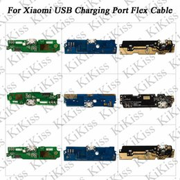 Flex Charger Australia - KiKiss 100% New For Xiaomi 3 4 Redmi Note 4G 2 3 4X 5A USB Charger Charging Board Dock Port Connector Flex Cable Replacement