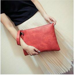 Discount korea hand bag - Korea 2019 New Hand Women Bag Retro Ladies Handbag Fashion Capacity Hand Holding Solid Color PU Mini Matte Purses And Ha