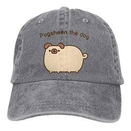Ldslyjr Cartoon Dog Embroidery Cotton Baseball Cap Hip-hop Cap Adjustable Snapback Hats For Kids And Adult Size 266 Men's Baseball Caps Apparel Accessories