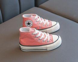 $enCountryForm.capitalKeyWord Australia - 2019 fashion canvas shoes kids shoes Boy girl designer shoes 0613