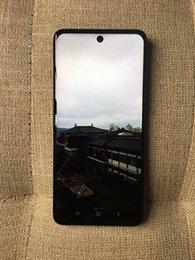 DHL freeshipping ES20 più telefono 6.9 pollici cellulare schermo Full HD curvo telaio in metallo 3G WCDMA Goophone ROM intelligente: 8 GB RAM: 1 GB in Offerta