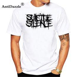 rock t shirts wholesale 2019 - Free shipping suicide silence Mitch Lucker Metalcore heavy rock music popular 100% COTTON new T-Shirt cheap rock t shirt