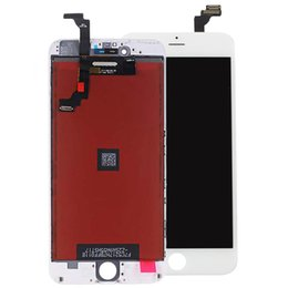 Cellphones Lcd Displays Australia - Hand tested cellphone LCD screen For Apple iPhone 6 Plus 6+ 6Plus 6P Grade A +++ Black LCD Display With Touch Screen Digitizer Complete