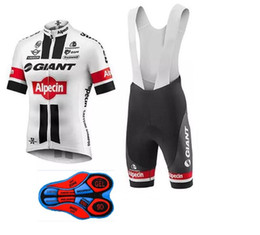 Giant bike jersey bib shorts online shopping - GIANT new style Cycling jerseys Short Bicycle Clothing Set Men Jersey Bib Shorts mtb bike clothing sport jersey bicycle clothes