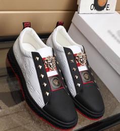 $enCountryForm.capitalKeyWord Australia - European style Genuine leather Fashion men's leisure shoes classic male model casual shoes driving business dress shoes 654