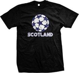 $enCountryForm.capitalKeyWord Australia - Scotland Soccer Ball Football Futbol Uk Edinburgh Sfa Scottish Sport Mens Tshirt T Shirt Men Crazy Short Sleeve Cotton Custom XXXL Men's Tsh