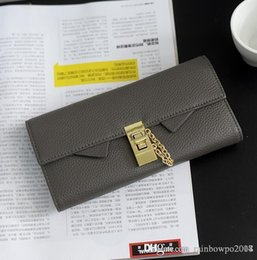 $enCountryForm.capitalKeyWord Australia - factory sales woman wallet purse new trend wristlock embossed women elegant long long wallet card package seventy percent off ladies