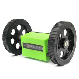 $enCountryForm.capitalKeyWord NZ - 200times min Textile Printing & Dyeing Meter Counter Rolling Wheel Mechanical Length Counter Durable Quality