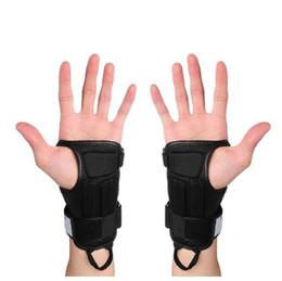 Yoga Gear Australia - Outdoor Sports Gloves Skiing Skating Skateboard Snowboard Gear Hand Protectors Gloves Armguard Palm Wrist Guard