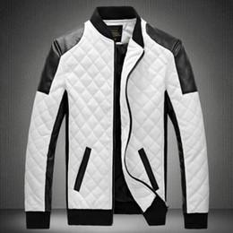 Wholesale men lether jackets for sale - Group buy Man Lether Jackets Man made Leather Jaquetas Masculinas Inverno Couro Jacket Men Jaquetas De Couro Men s Winter Leather Jacket